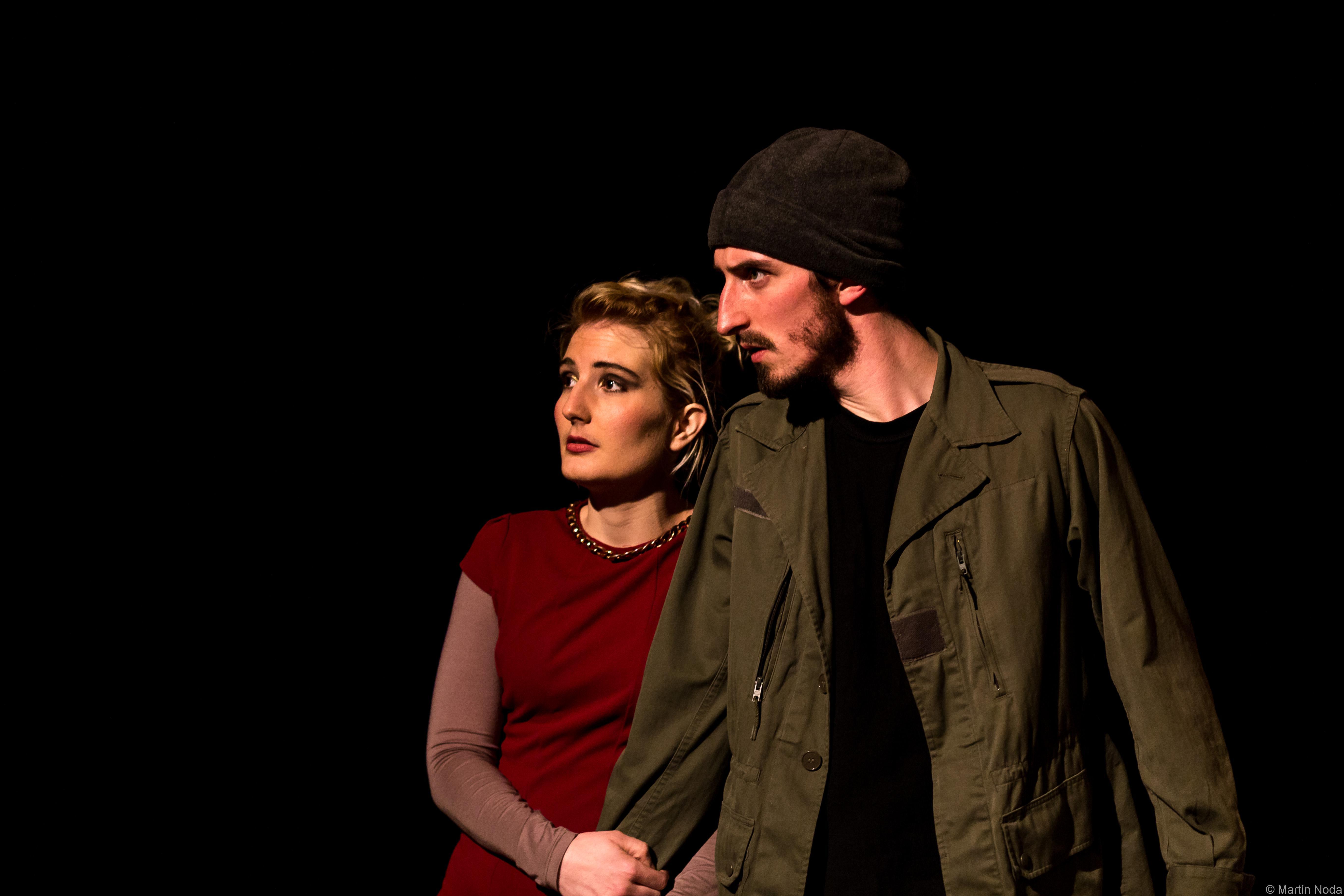 Répétitions - Daniel Horn et Laurie-Anne Macé