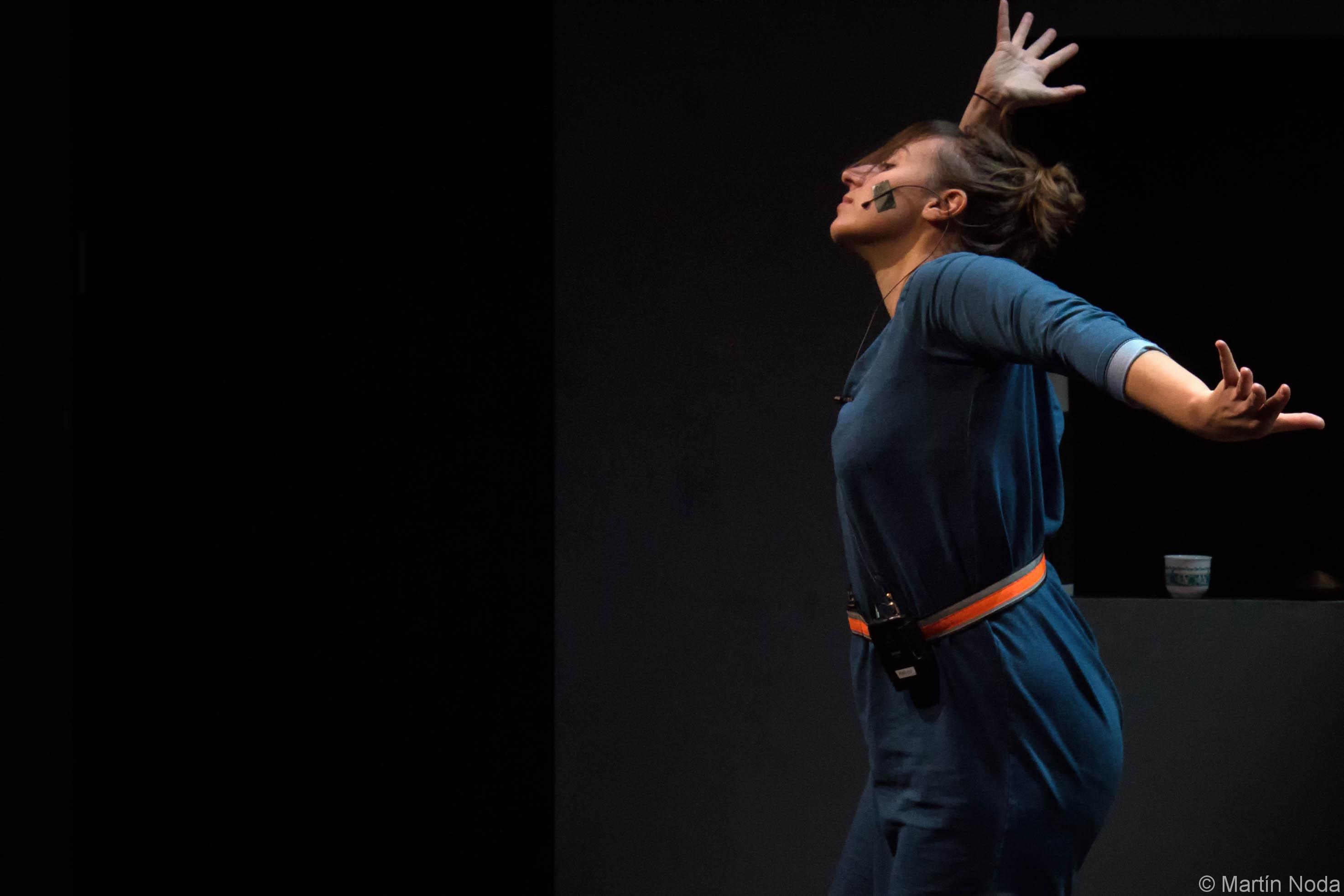 Répétitions, Marion Bourdessoulles