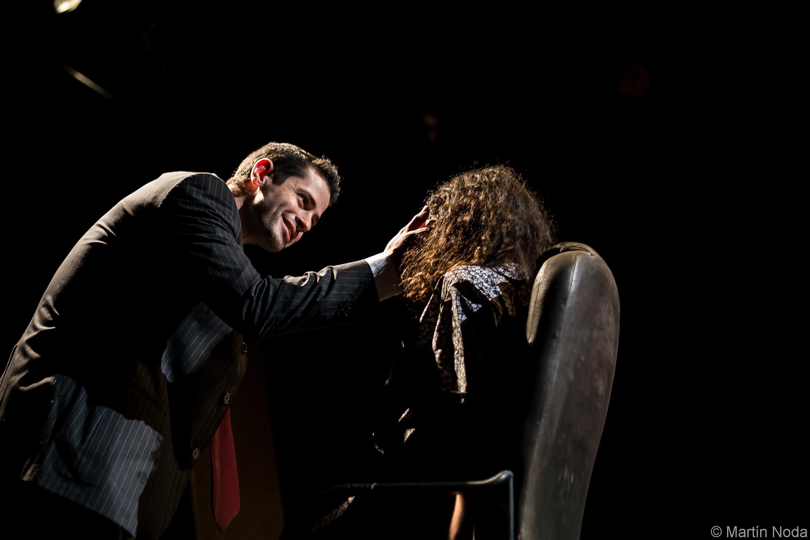 Répétitions - Gregory Charpenne et Margot Tramontana