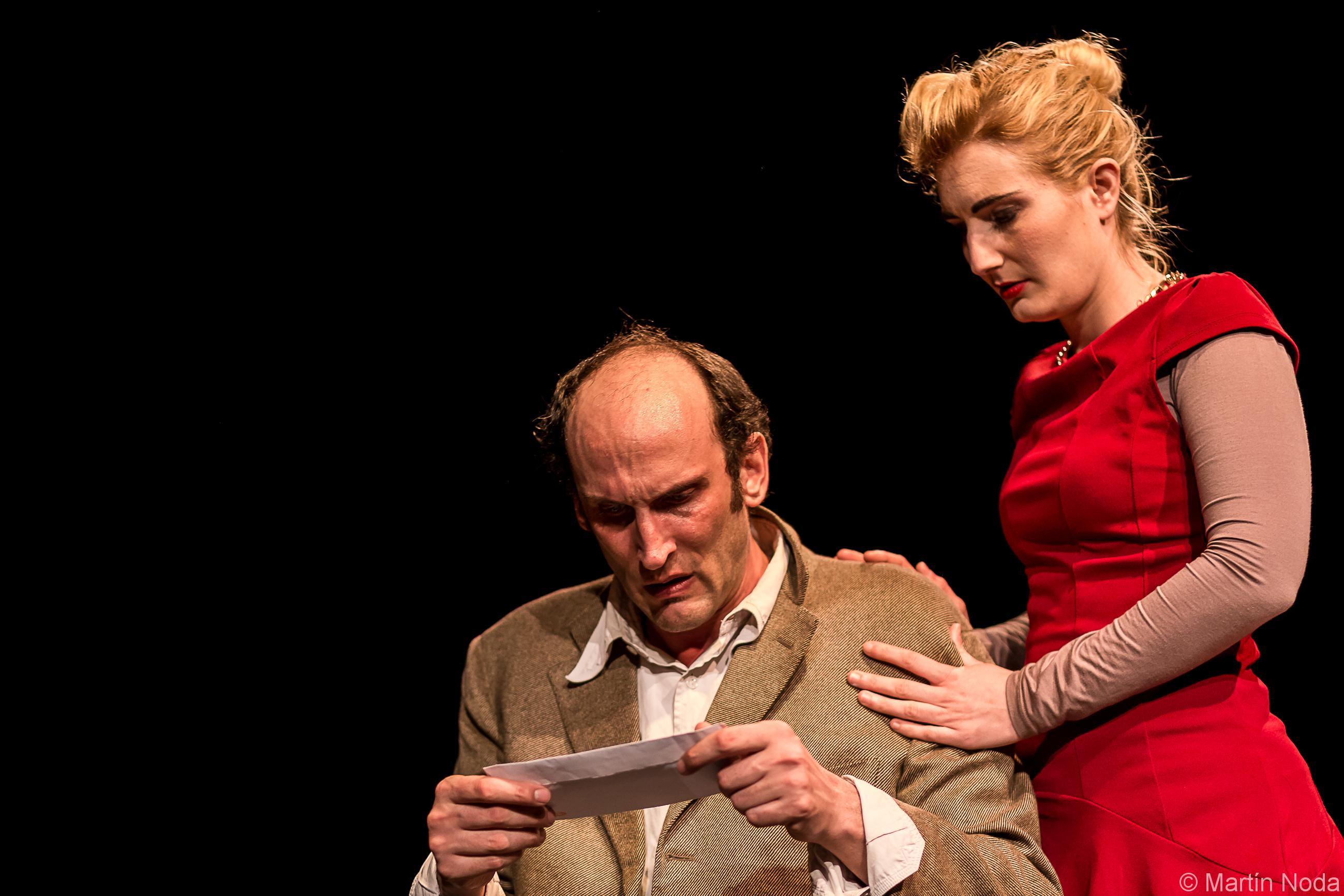 Laurie-Anne Macé et Vincent Morisse