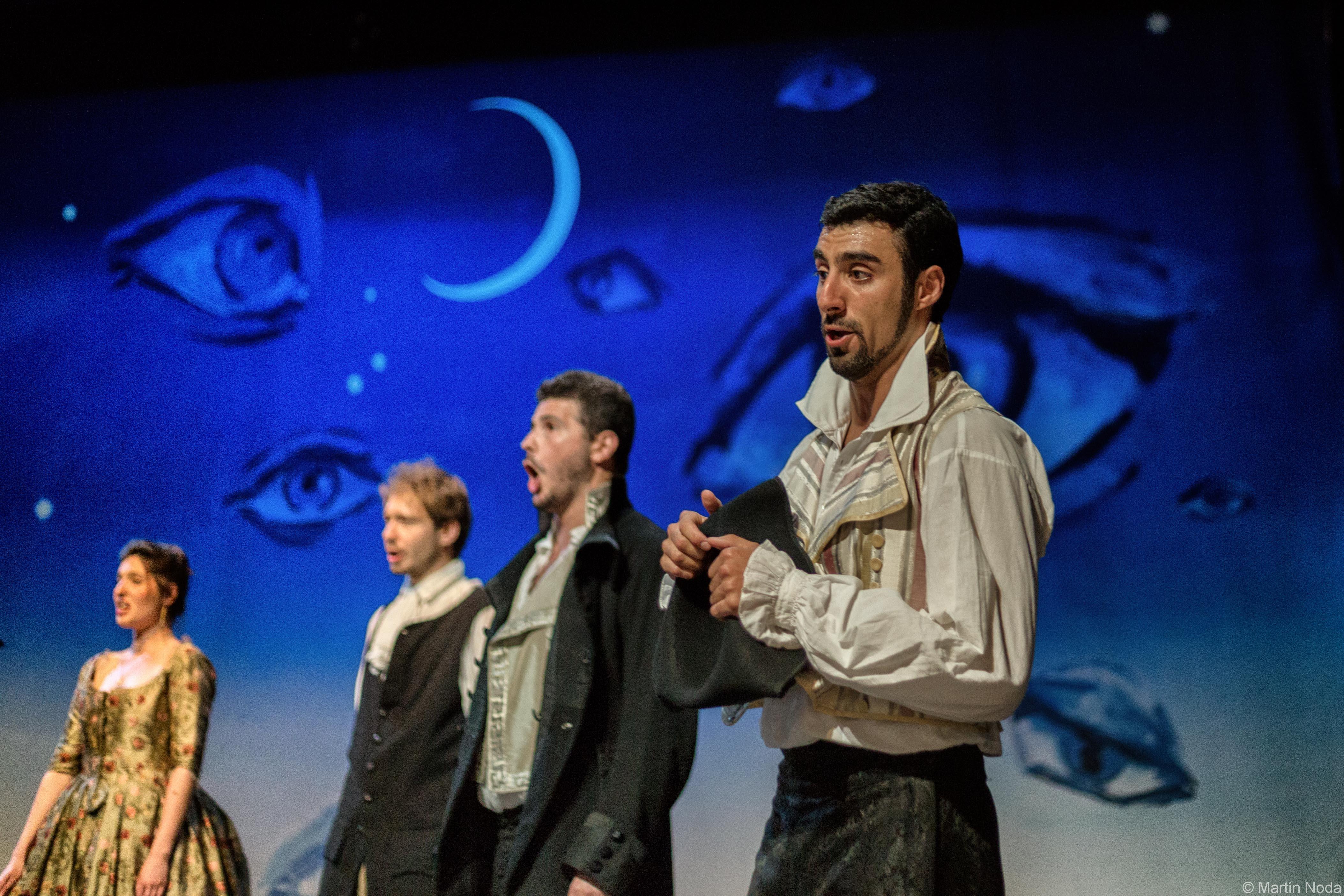 Ignazio Plaza González, Sebastian Delgado et Christophe Bornet