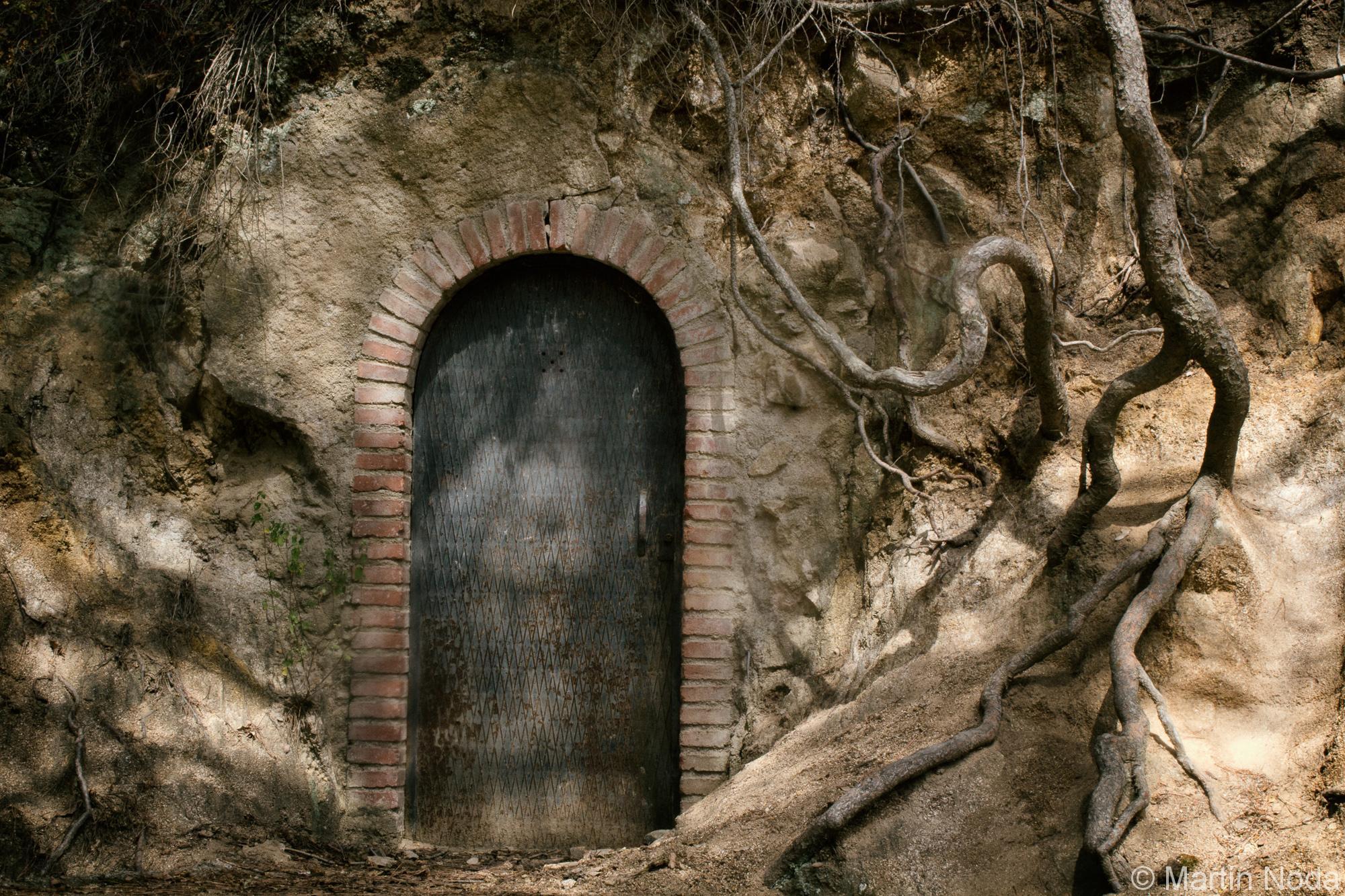 Un portail vers un autre monde