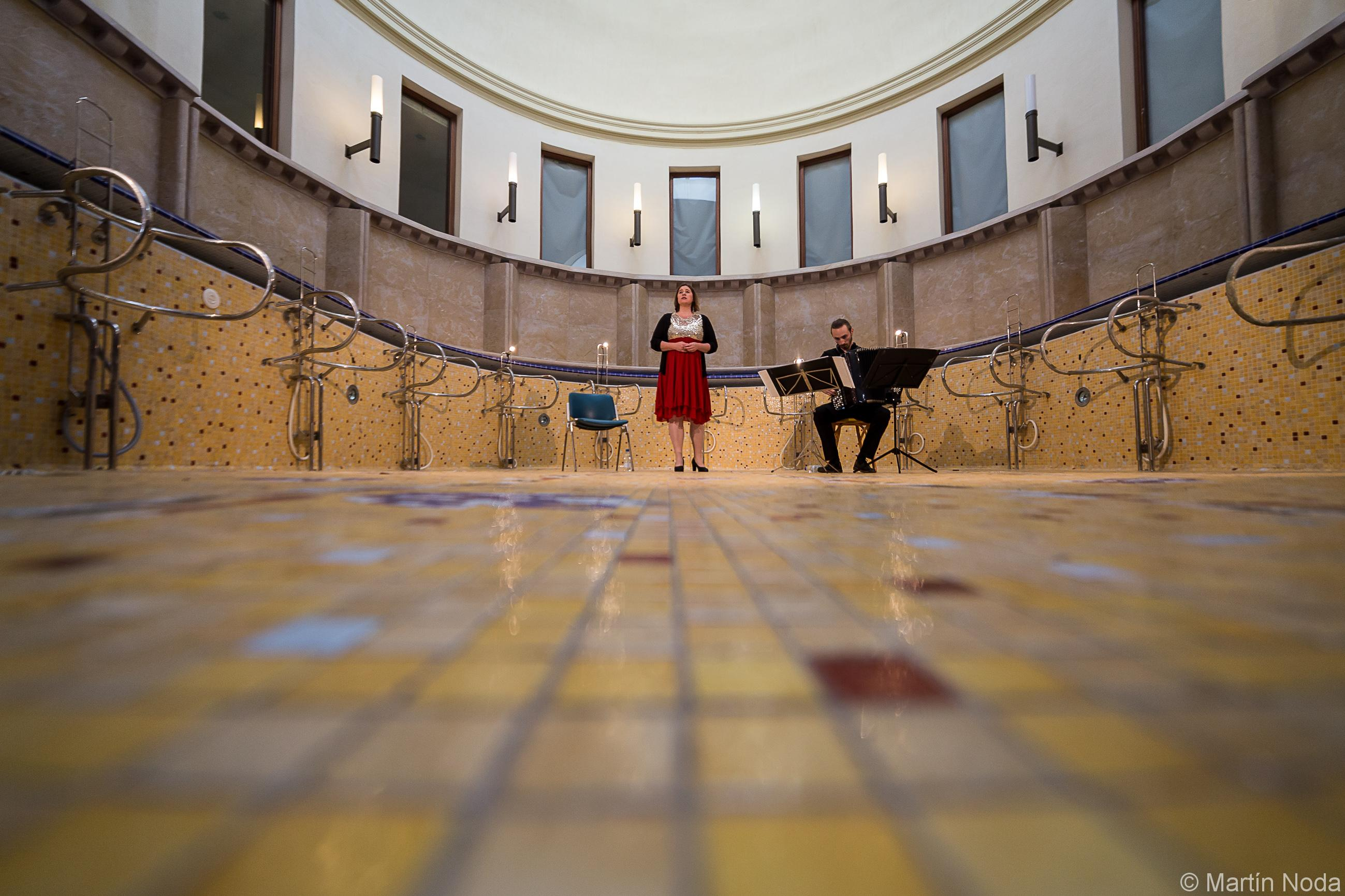 Scolaire - Sven Riondet et Alice Lestang