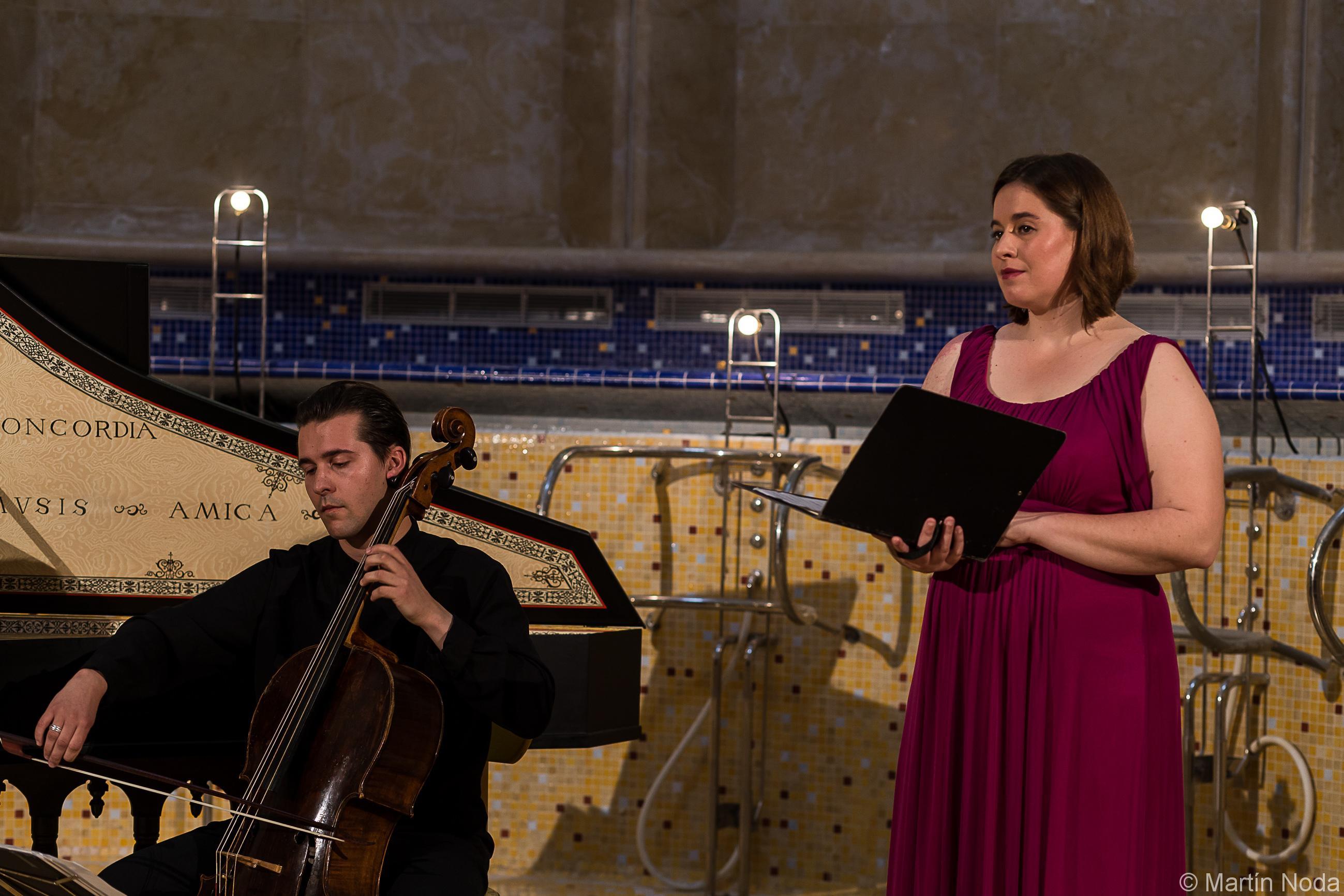 Apéro Baroque - Gauthier Broutin et Alice Lestang