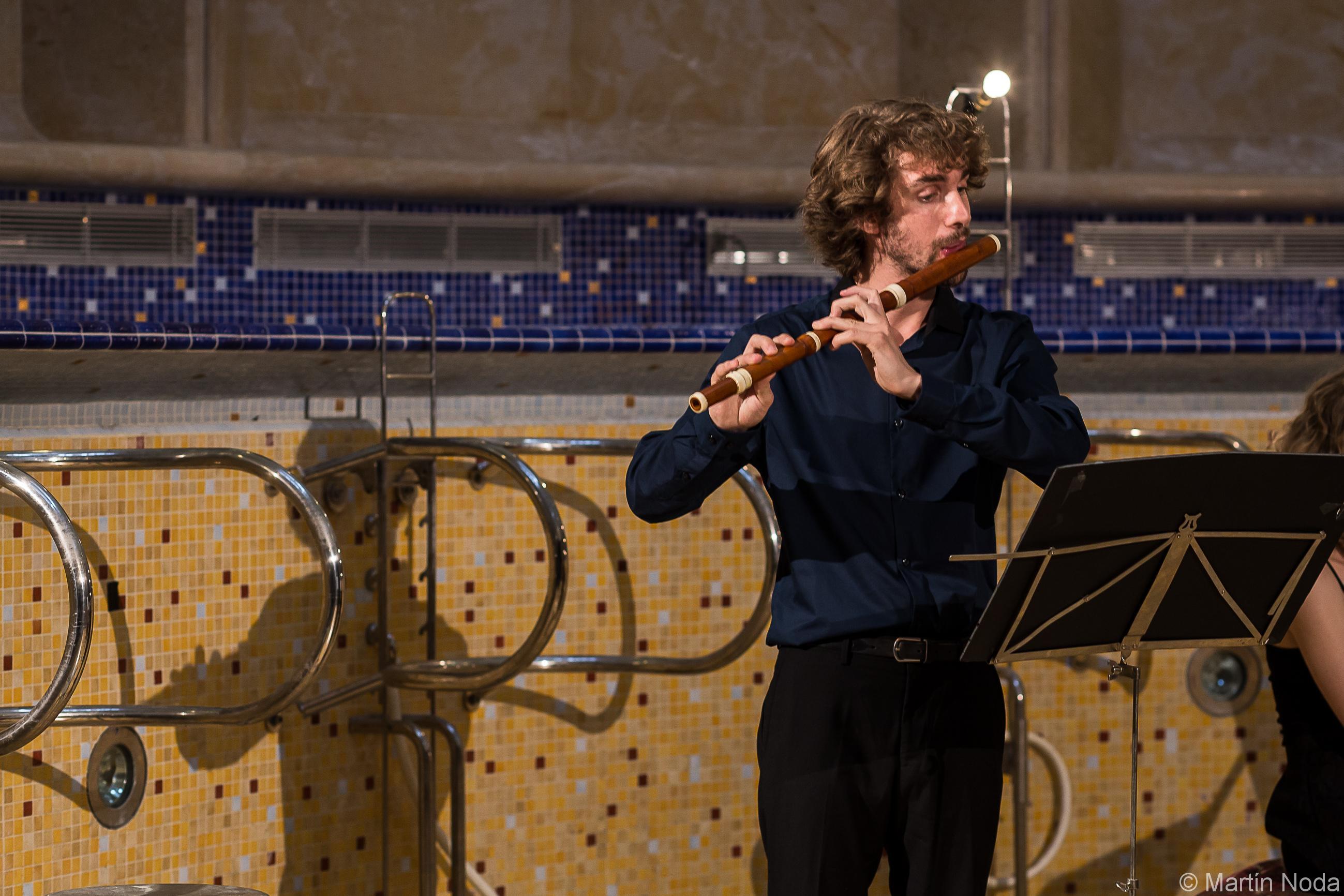 Apéro Baroque - Samuel Bricault