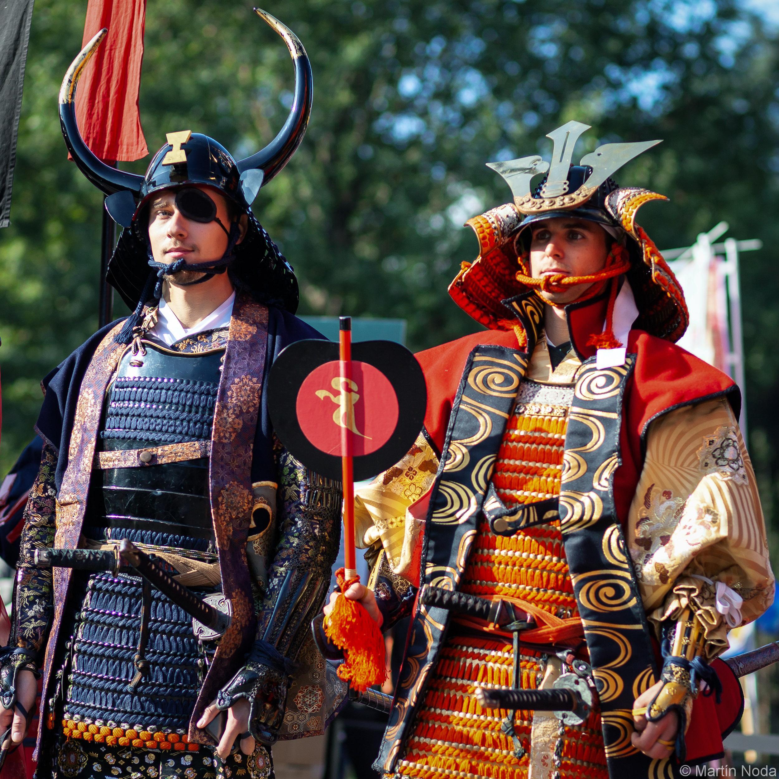 Yamanashi/Kofu - Shingen-ko matsuri - Le pus grand défilé des Samouraïs