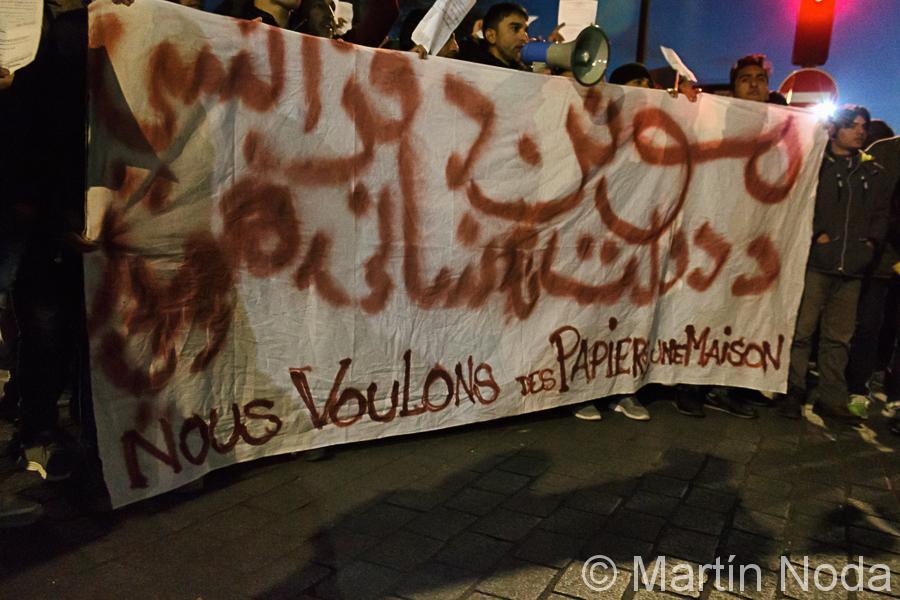 Paris - Stalingrad - 02/11/2016