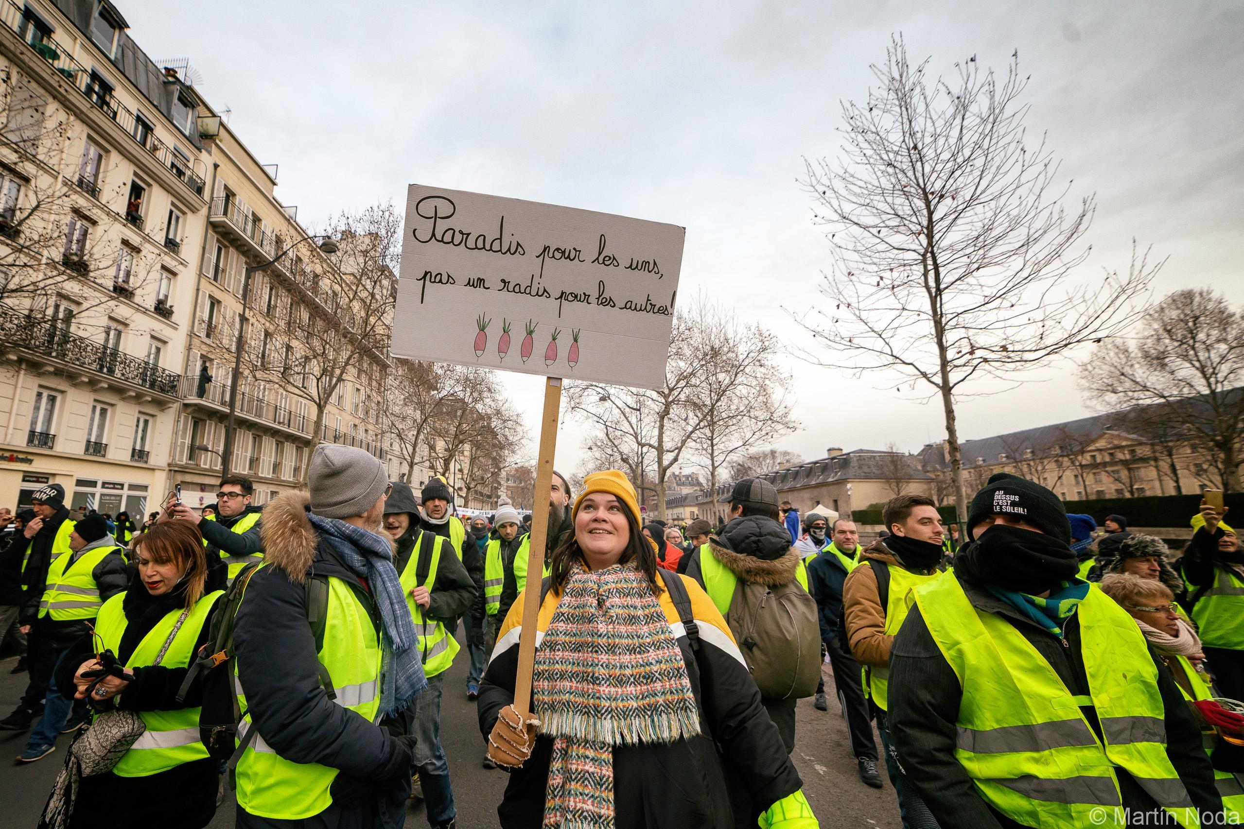Acte X - 19/01/2019 - Paris