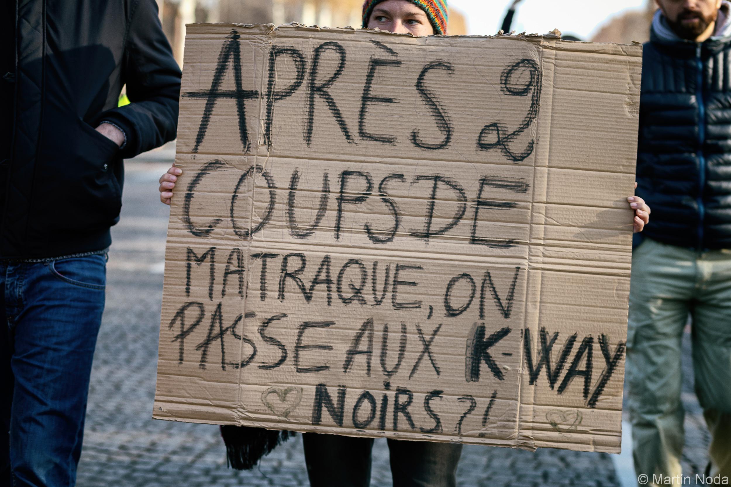 Acte I - 17/11/2018 - Paris
