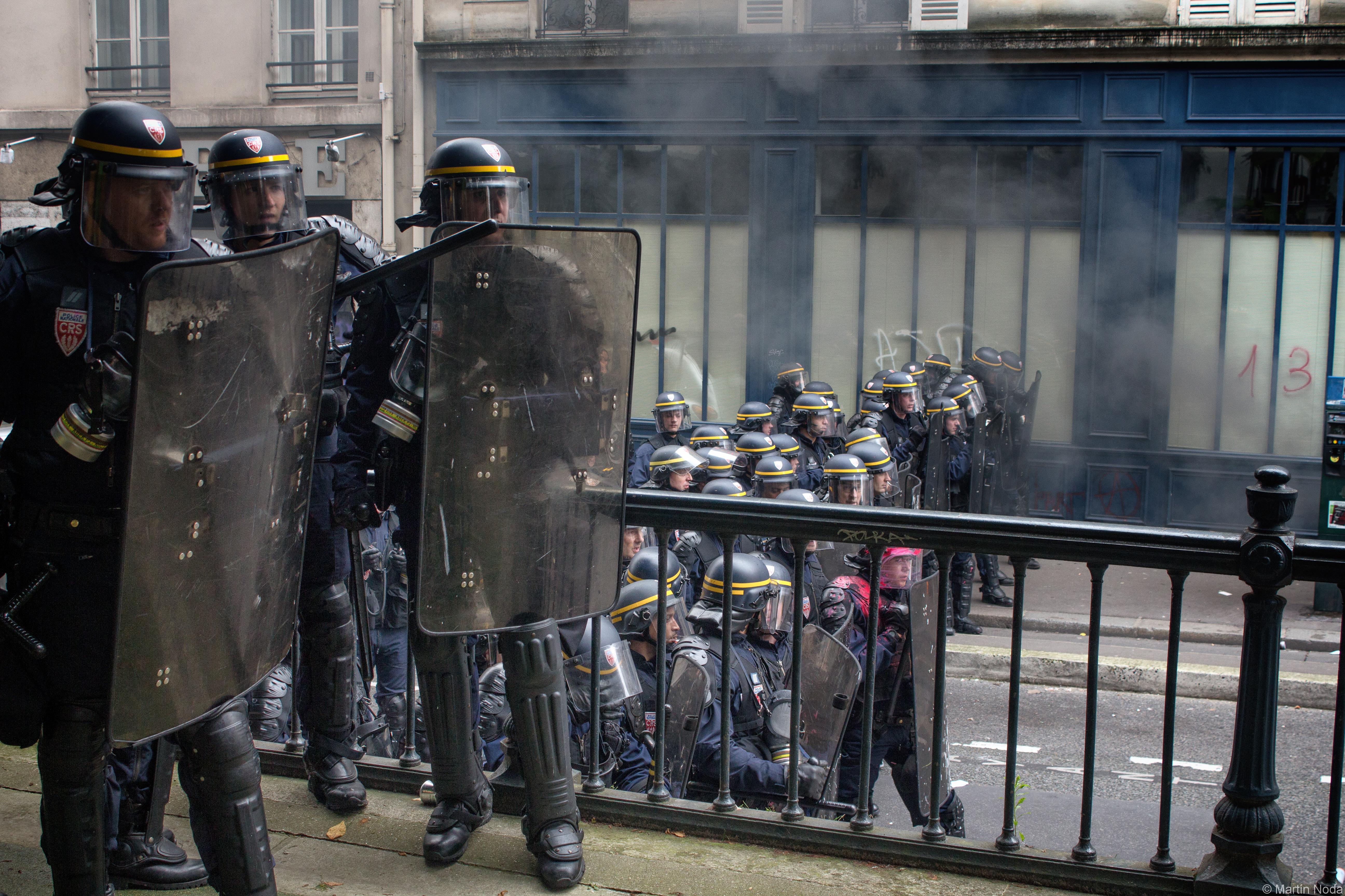 Paris - 04/06/2016 - Anniverssaire de la mort de Clément Méric