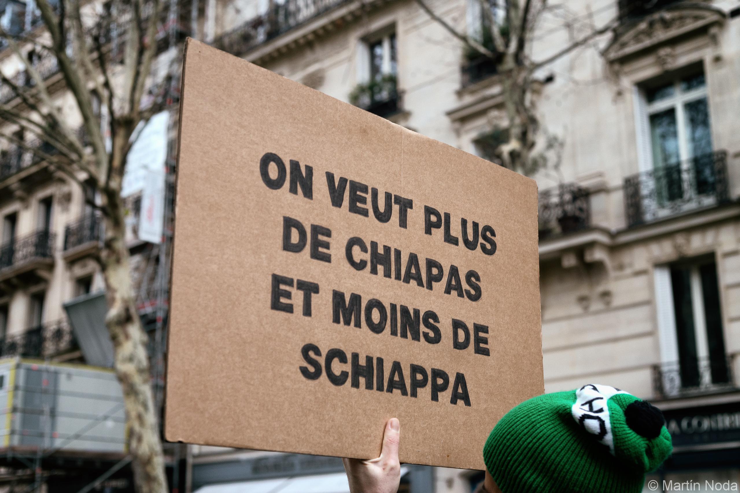 Acte XI - 26/01/2019 - Paris