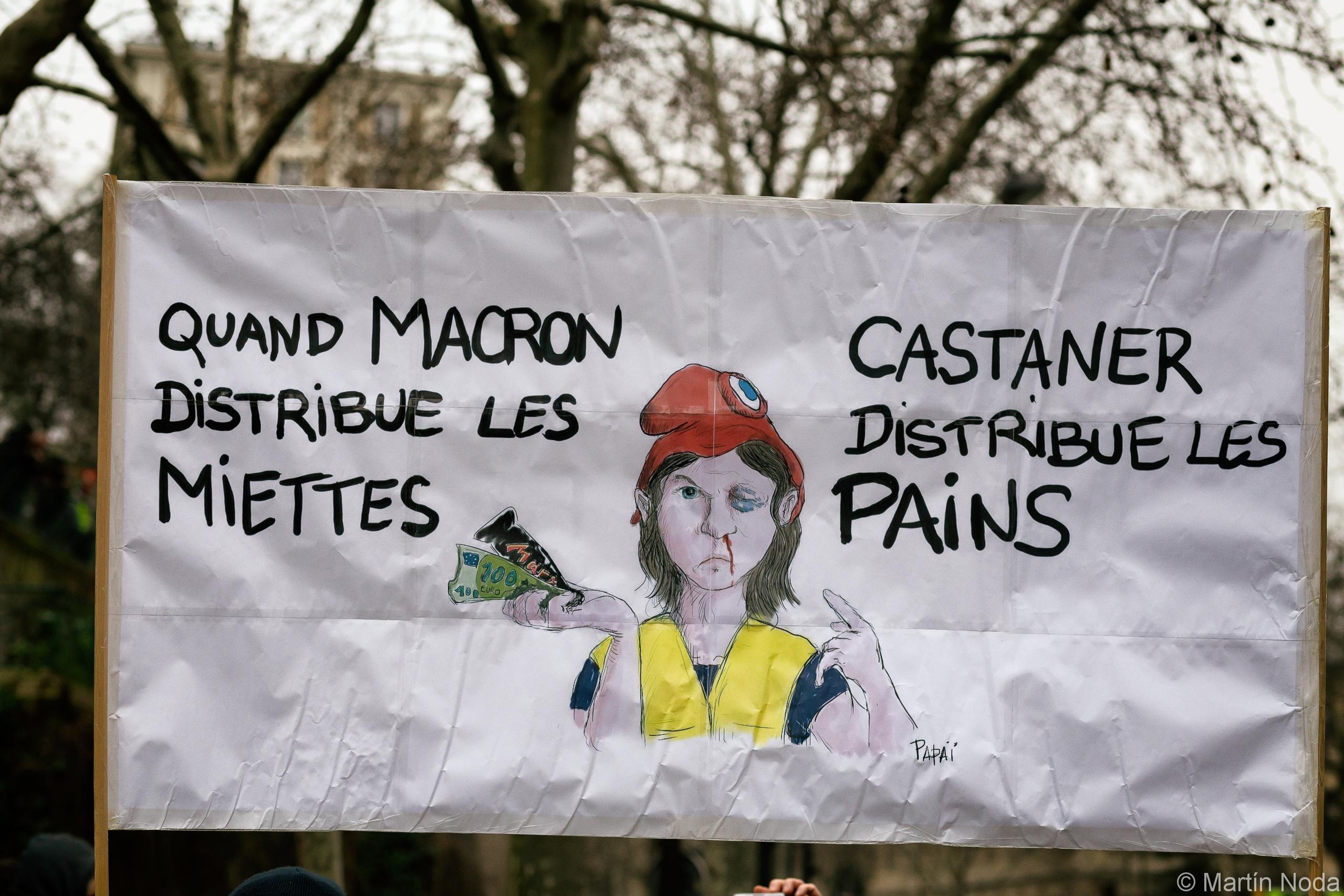 Acte XII - 02/02/2019 - Paris
