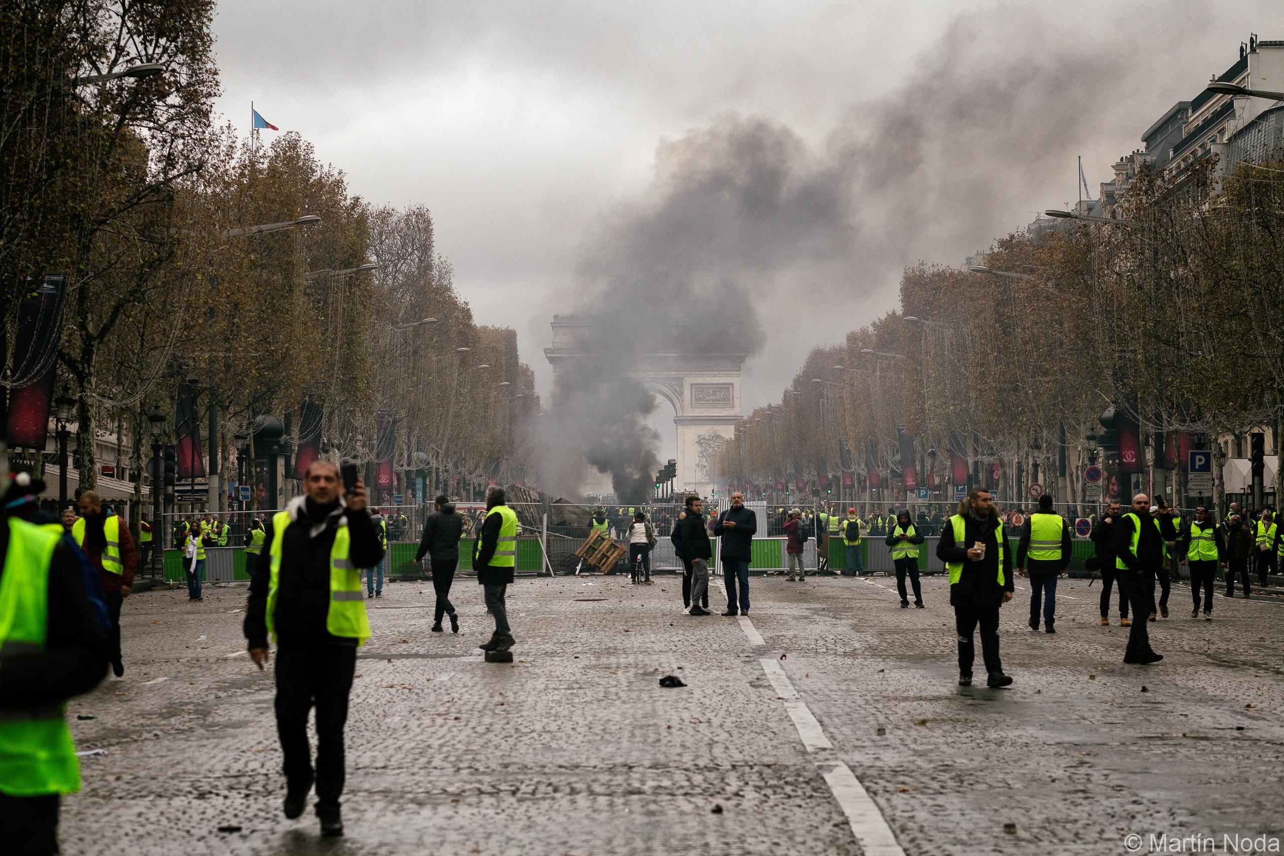 Acte II - 24/11/2018 - Paris