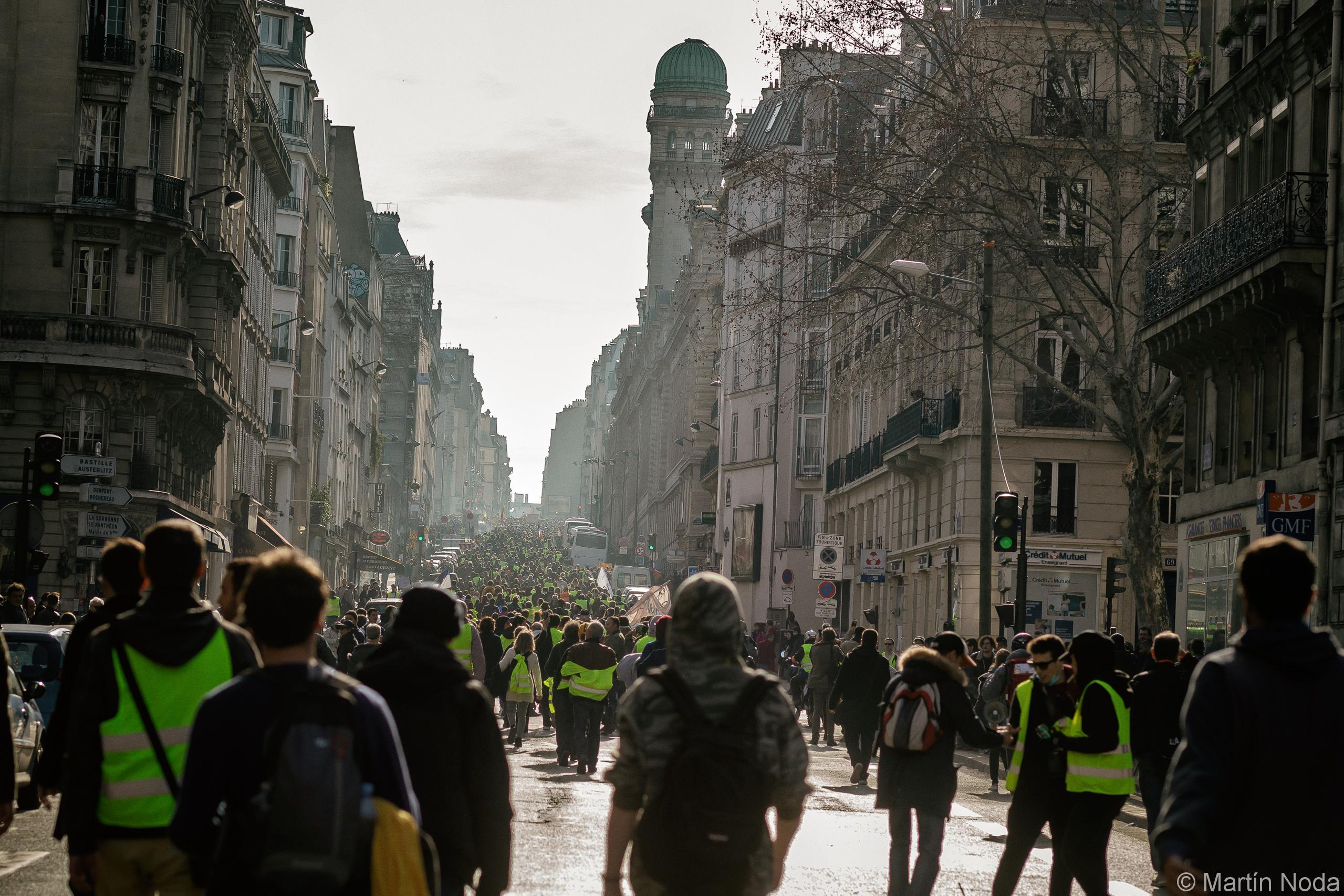 Acte XIV - 16/02/2019 - Paris