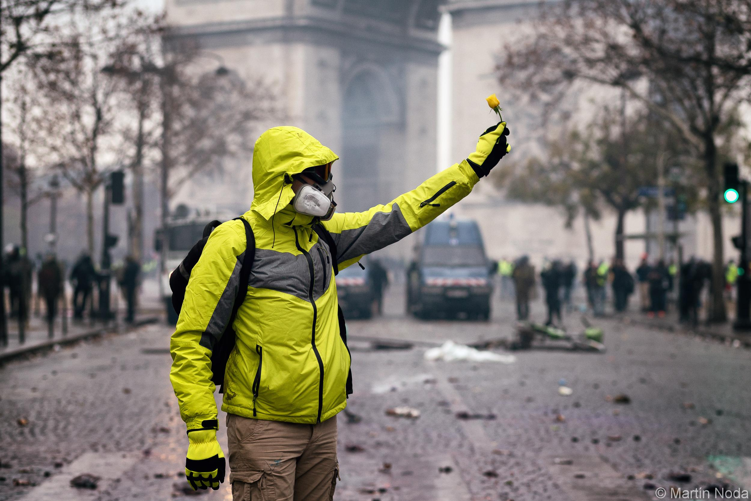 Acte III - 01/12/2018 - Paris
