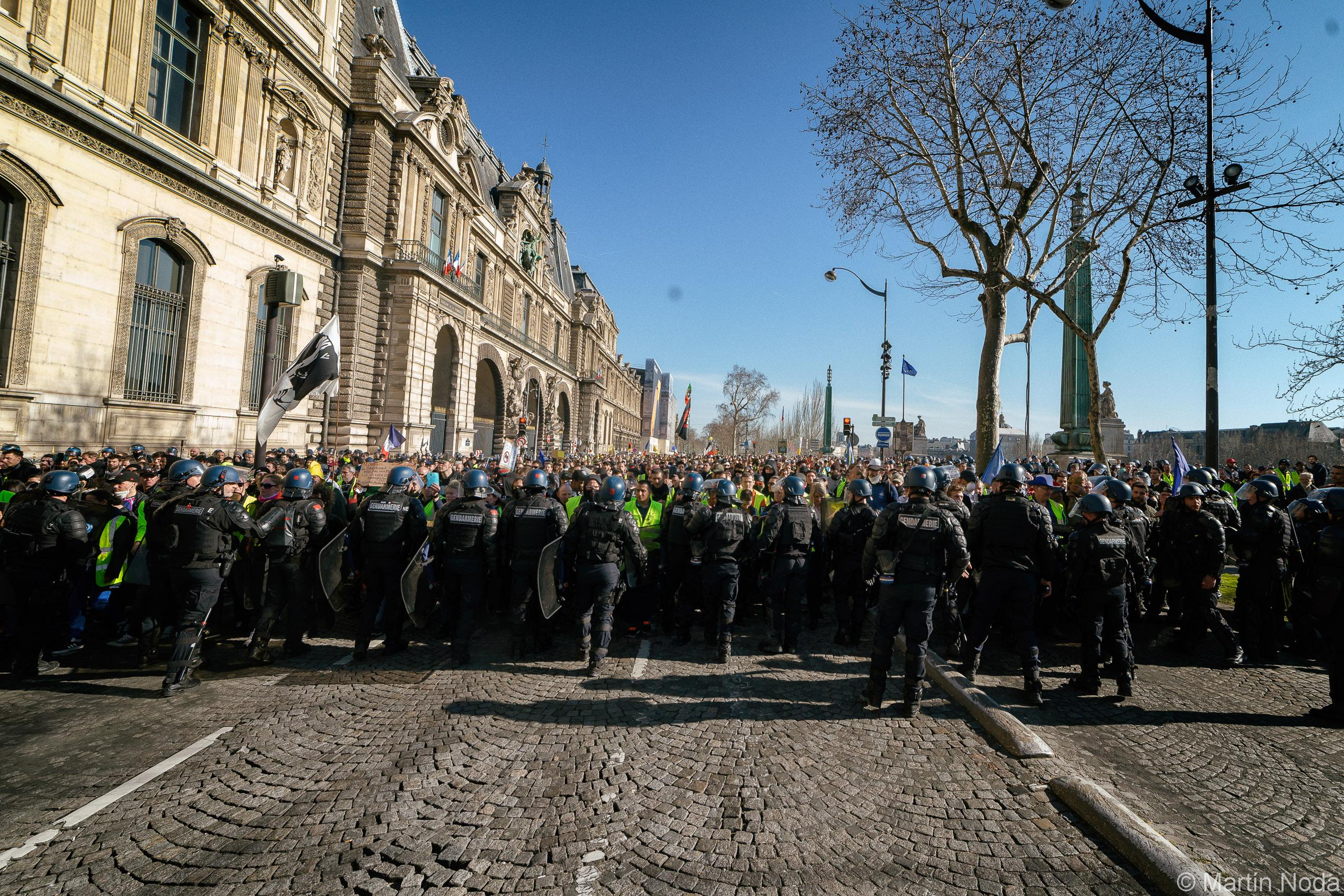 Acte XV - 23/02/2019 - Paris