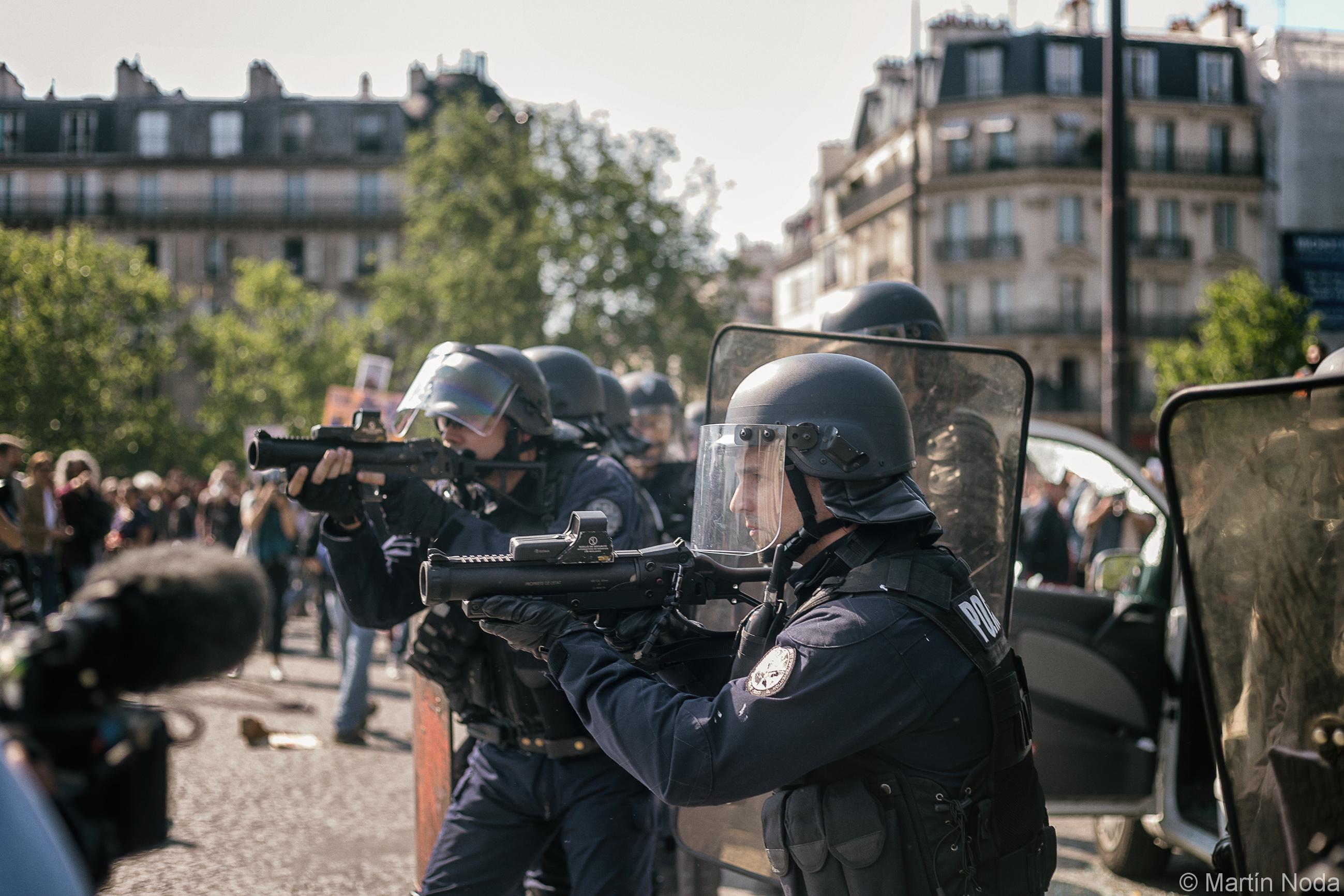 Paris - 05/05/2018 - Manifestation appellée par François Ruffin
