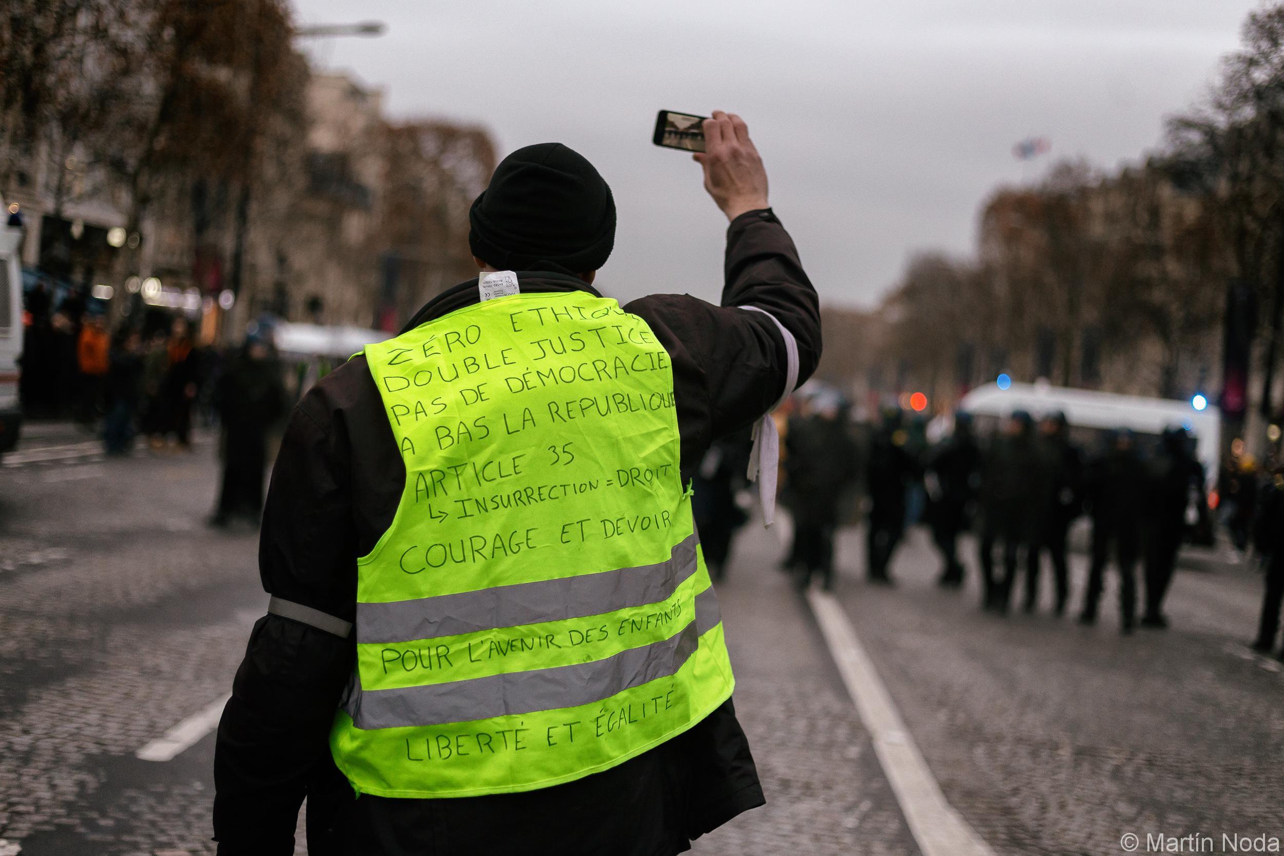 Acte VII - 29/12/2018 - Paris