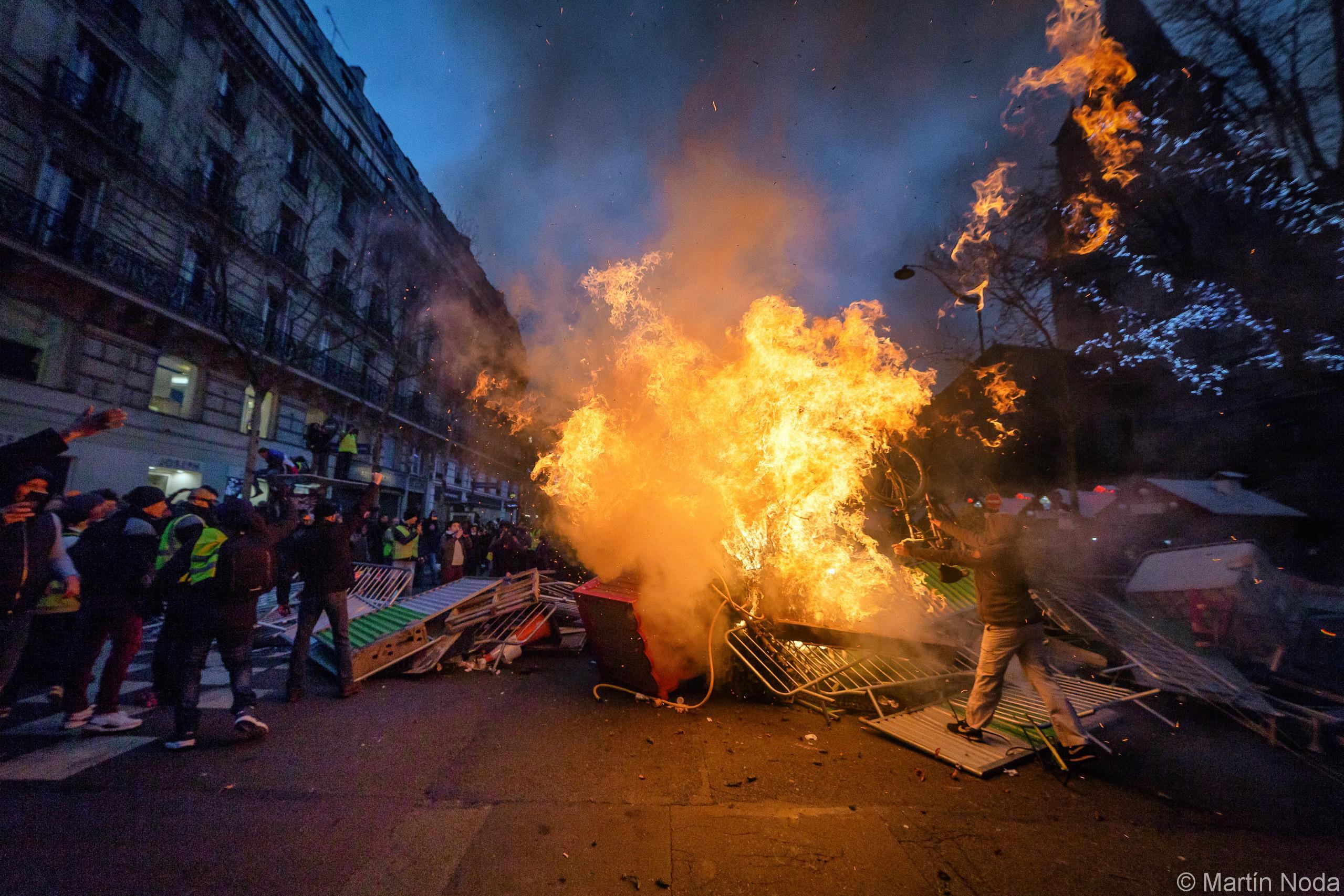 Acte VIII - 05/01/2019 - Paris