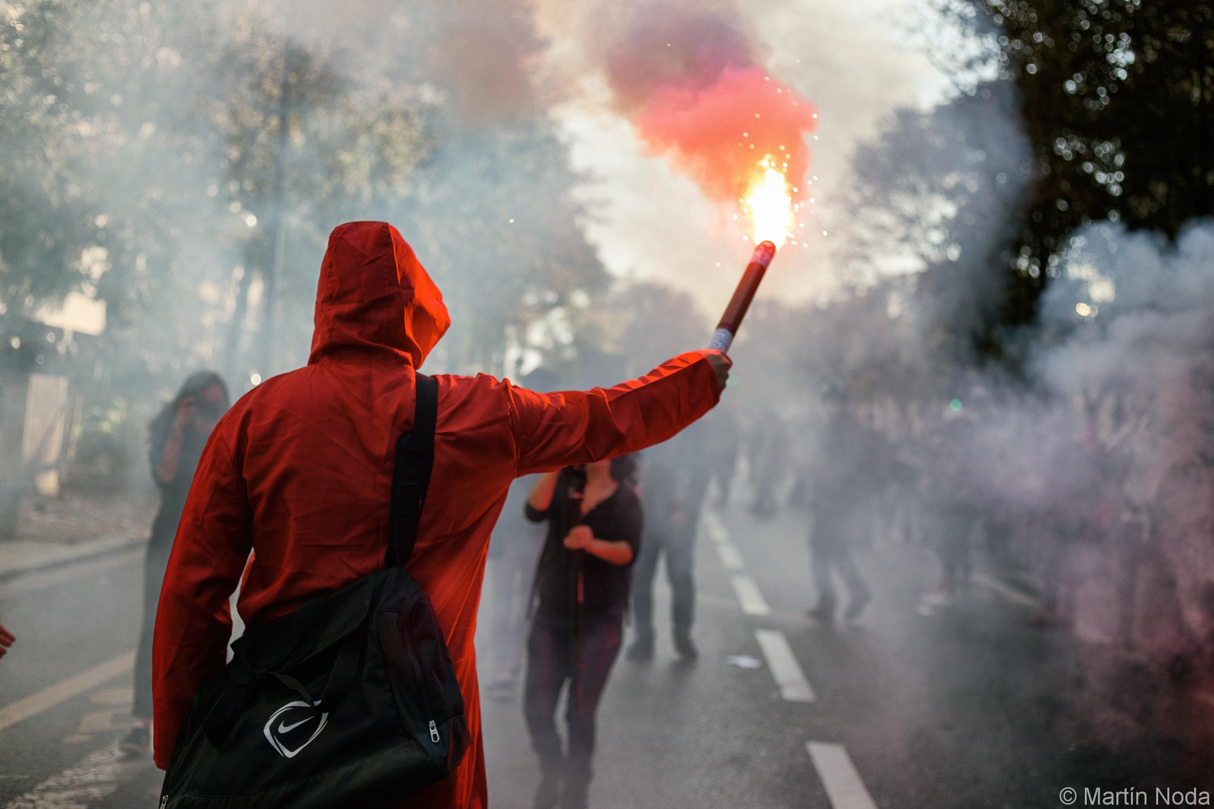 Paris - 09/10/2018 - Manifestation interprofessionnelle