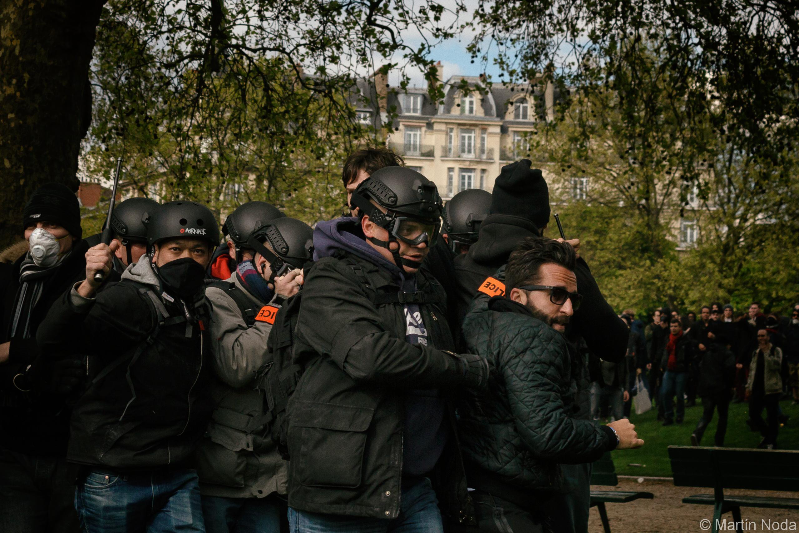 Paris - 28/04/2016