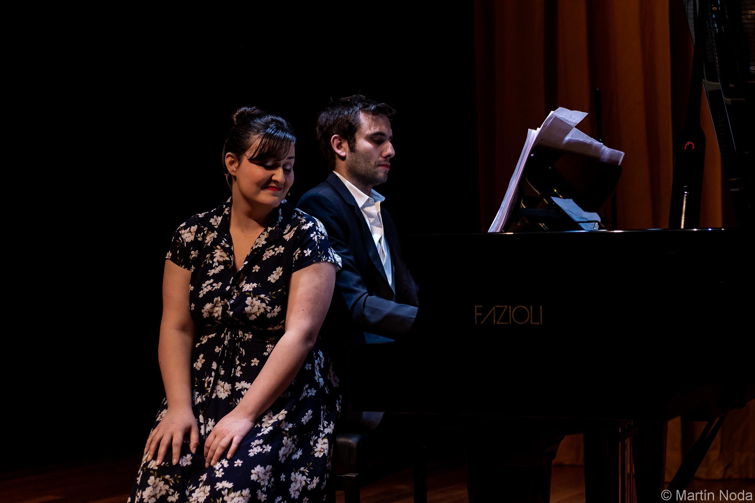Marie Soubestre et Romain Louveau