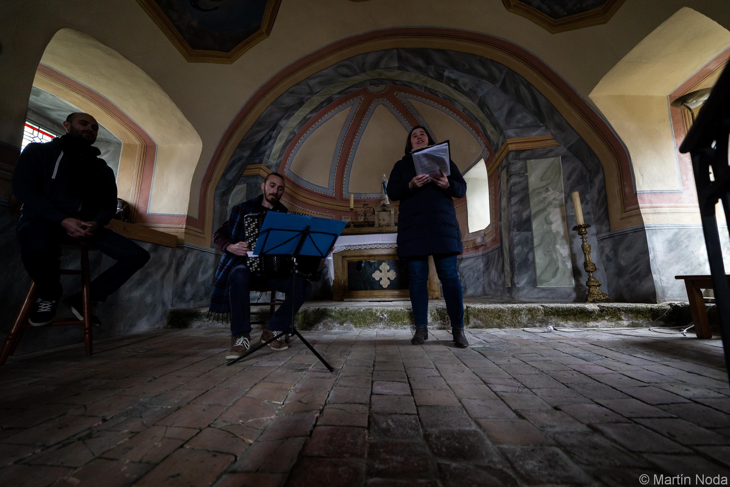 Sven Riondet et Alice Lestang