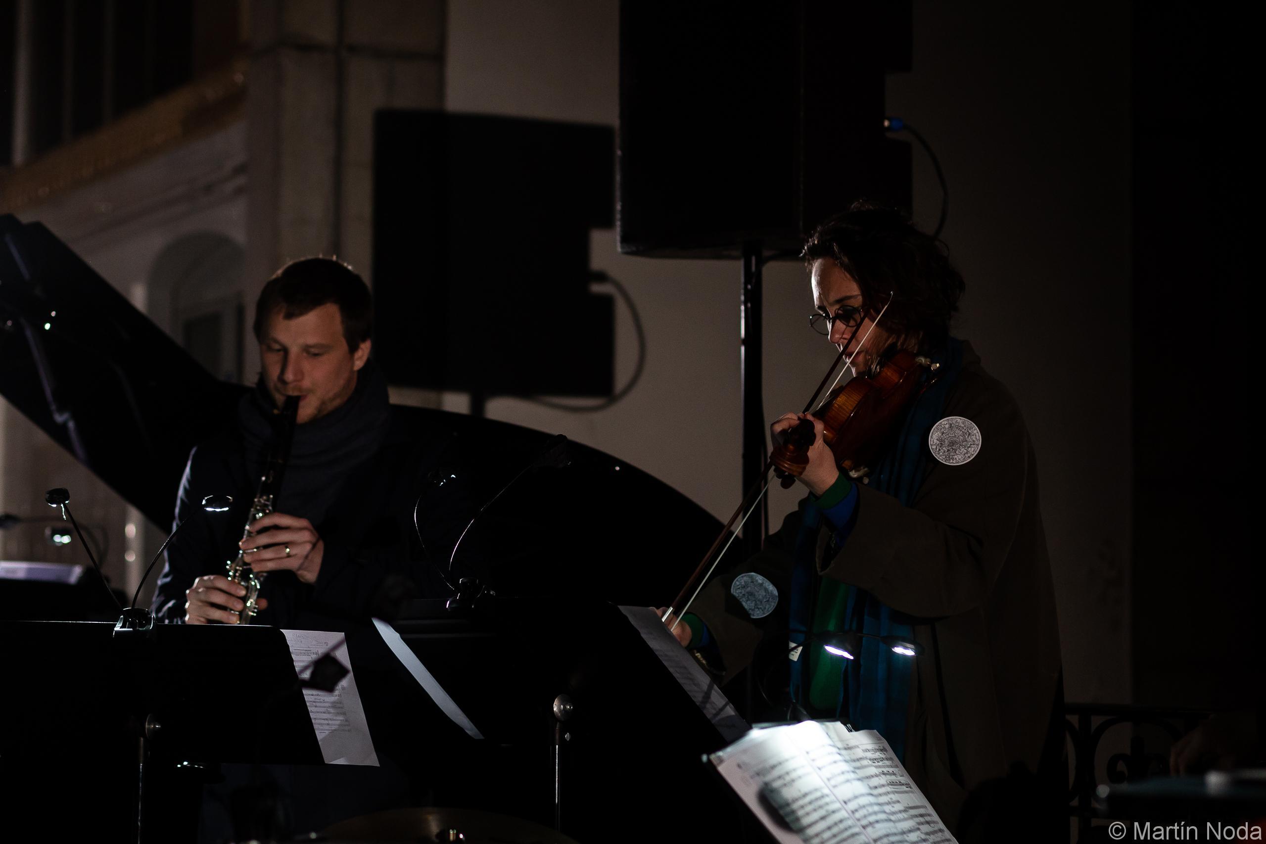 Fiona Monbet et Bertrand Laude